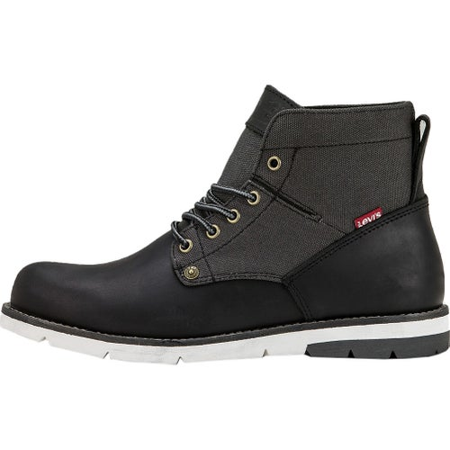 Levis Jax Boots - Regular Black