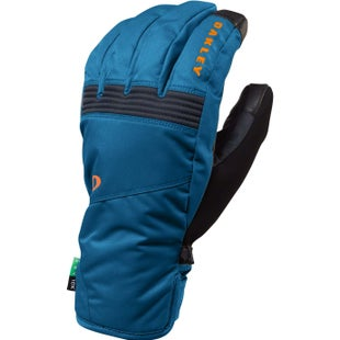 Oakley Roundhouse Short Snowboard Gloves - California Blue