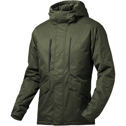 Oakley O Utility Parka Jacket - Dark Brush
