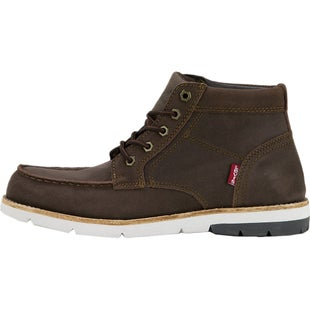Levis Dawson Mid Boots - Dark Brown