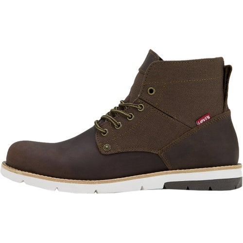 Levis Jax Boots - Dark Brown
