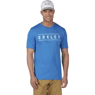 Oakley O Double Stack T Shirt - California Blue