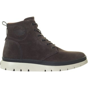 Palladium Pallasider Mid Sue Boots - Major Brown