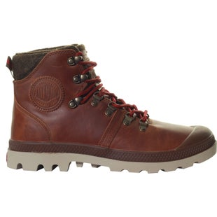 Palladium Pallabrouse HIKR Boots - Sunrise Red