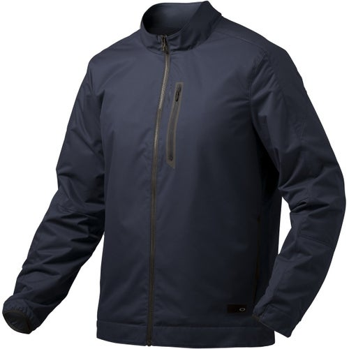 Oakley City Performance Bomber Jacket - Fathom
