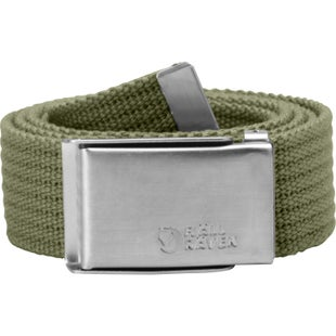 Fjallraven Canvas Web Belt - Green