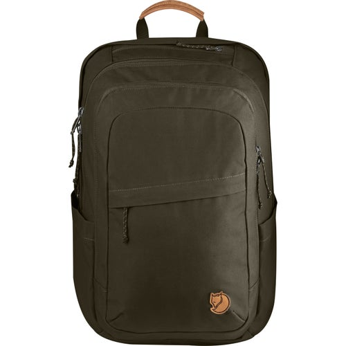Fjallraven Raven 28L Backpack - Dark Olive