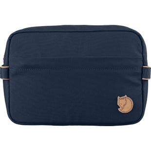 Fjallraven Travel Washbag - Navy