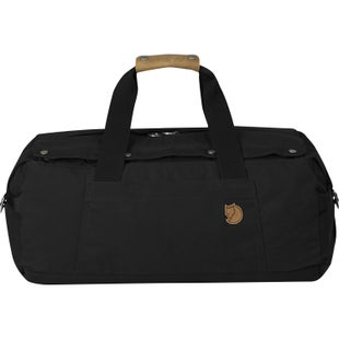 Fjallraven No 6 Small Duffle Bag - Black