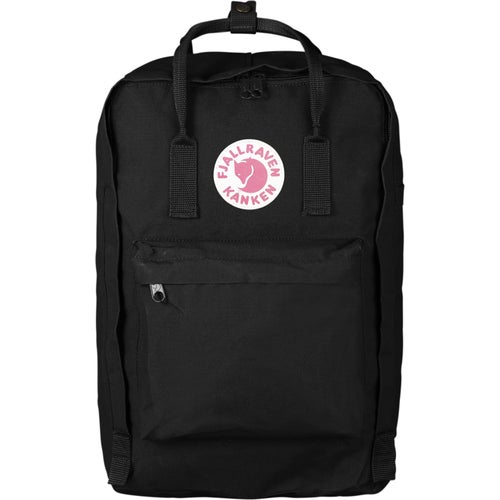 Fjallraven Kanken Laptop 17 Backpack - Black