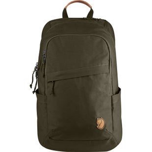 Fjallraven Raven 20L Backpack - Dark Olive