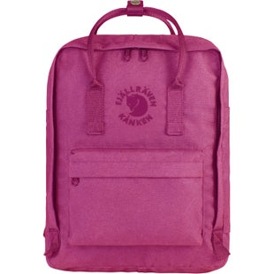 Fjallraven Re Kanken Backpack - Pink Rose