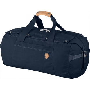 Fjallraven No 6 Small Duffle Bag - Navy