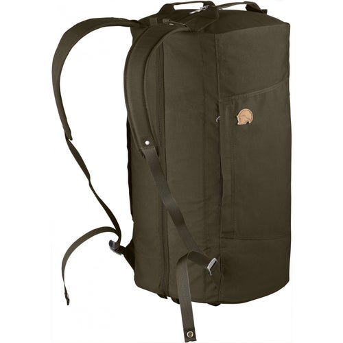 Fjallraven Splitpack Large Duffle Bag - Dark Olive