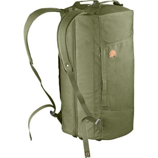 Fjallraven Splitpack Large Duffle Bag - Green