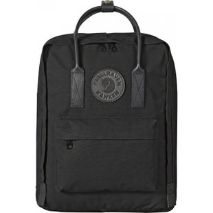 Fjallraven Kanken No 2 Mini Black Backpack - Black
