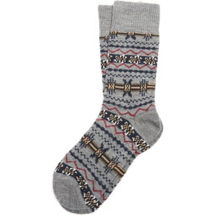 Barbour Castleside Socks - Grey