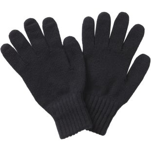 Barbour Lambswool Gloves - Black