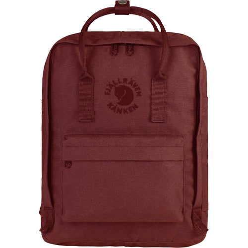 Fjallraven Re Kanken Backpack - Ox Red