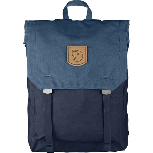 Fjallraven Foldsack No 1 Backpack - Dark Navy Uncle Blue