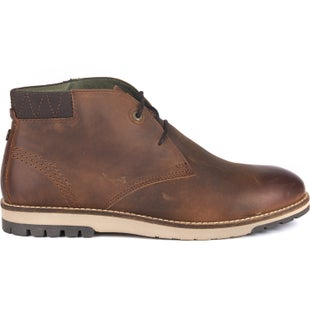 Barbour Heppel Boots - Timber Tan