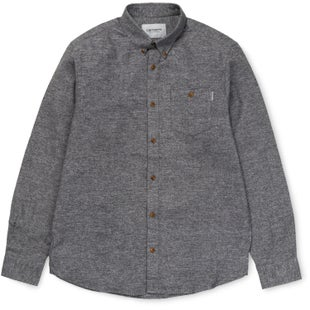 Carhartt Cram Shirt - Dark Grey Heather