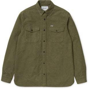 Carhartt Vendor Shirt - Cypress Heather