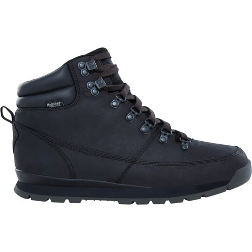 North Face Back To Berkeley Redux Leather Boots - TNF Black