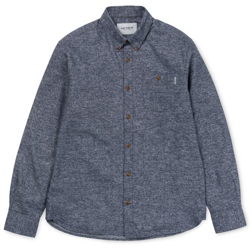 Carhartt Cram Shirt - Dark Navy