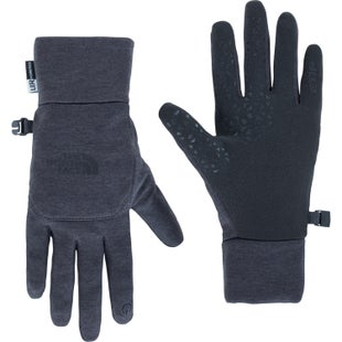 North Face Etip Ladies Gloves - TNF Dark Grey Heather