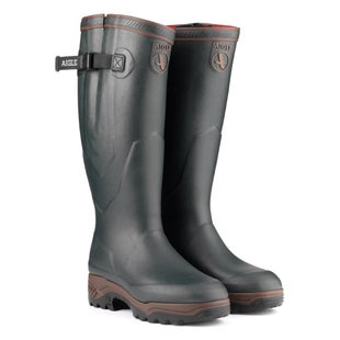 Aigle Parcour 2 Iso Wellies - Bronze