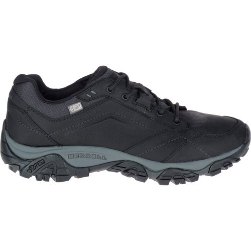 Merrell Moab Adventure Lace WTPF Shoes - Black