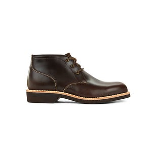 GH Bass Duxbury Chukka Leather Boots - Chocolate Leather
