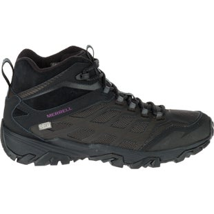 Merrell Moab FST Ice Plus Thermo Ladies Hiking Shoes - Black