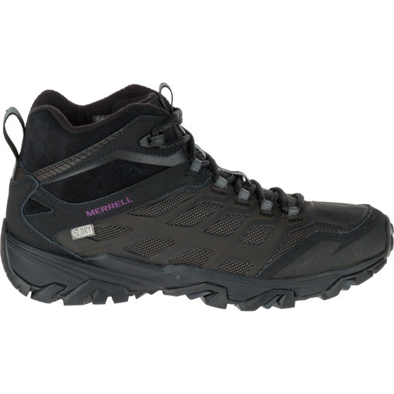 7440bc6d3b24b Merrell Moab FST Ice Plus Thermo Ladies Hiking Shoes - Black