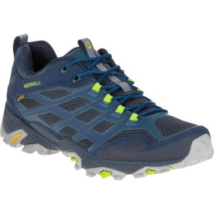 Merrell Moab FST GTX Hiking Shoes - Navy