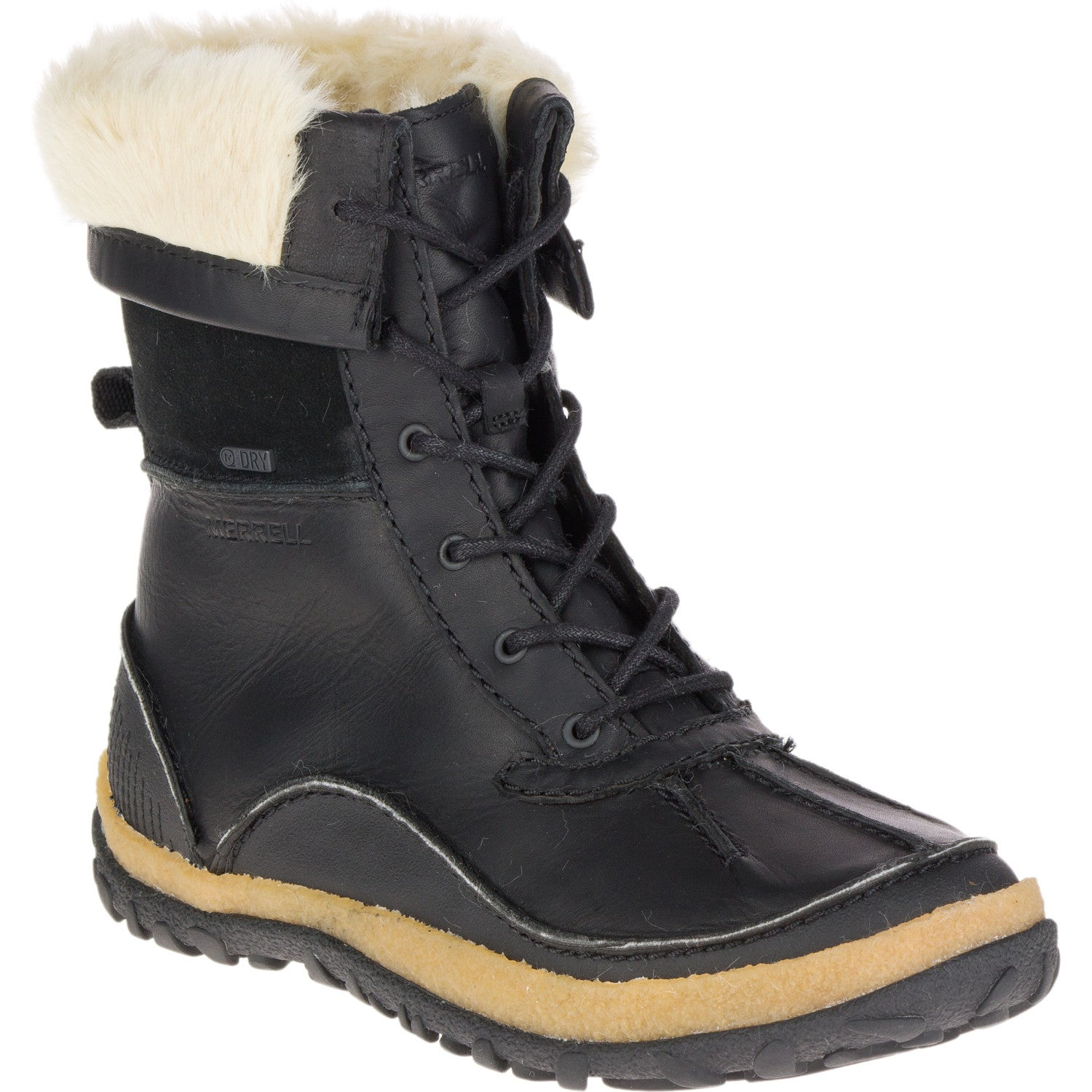 fc6a612e52 Merrell Tremblant Mid Polar WTPF Ladies Boots available from Blackleaf