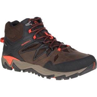 Merrell All Out Blaze 2 Mid GTX Hiking Shoes - Clay