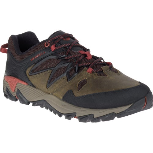 Merrell All Out Blaze 2 Hiking Shoes - Dark Olive