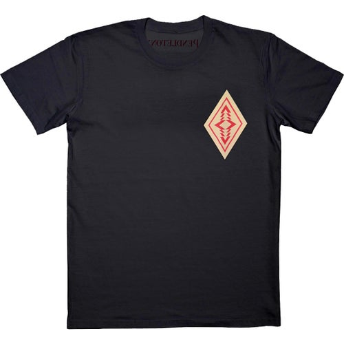 Pendleton Harding T Shirt - Black