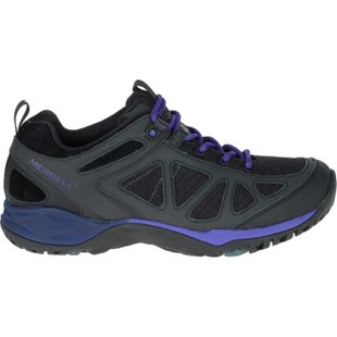Merrell Siren Sport Q2 Ladies Hiking Shoes - Black Liberty