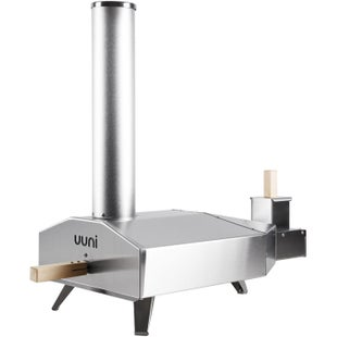 Ooni 3 Pizza Oven Cook System - Silver