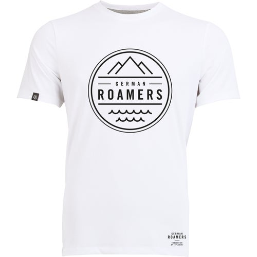 Heimplanet German Roamers T Shirt - White