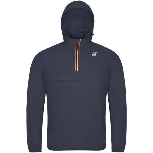 K-Way Le Vrai Leon 3.0 Jacket - Blue Depth