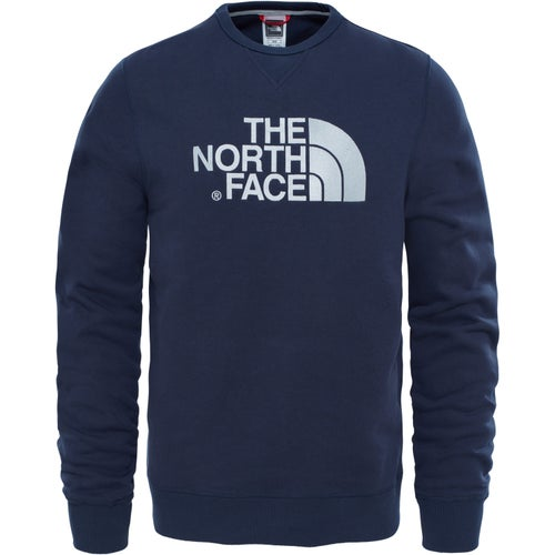 North Face Drew Peak Crew Sweater - Urban Navy