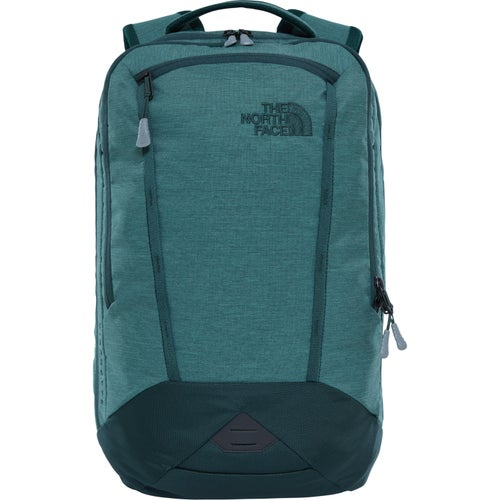 North Face Microbyte Backpack - Darkest Spruce Silver Pine Green Light Heather