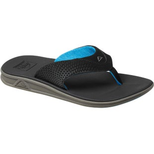 Reef Rover Sandals - Black Blue