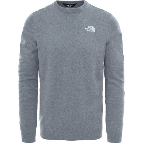 North Face Mc Knit Sweater - Medium Grey Heather