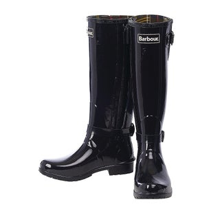 Barbour Cleveland Ladies Wellies - Black