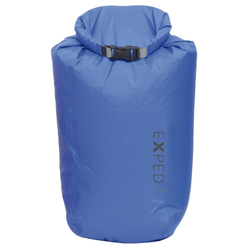 Exped Bright Star Large Fold 2017 Drybag - Blue